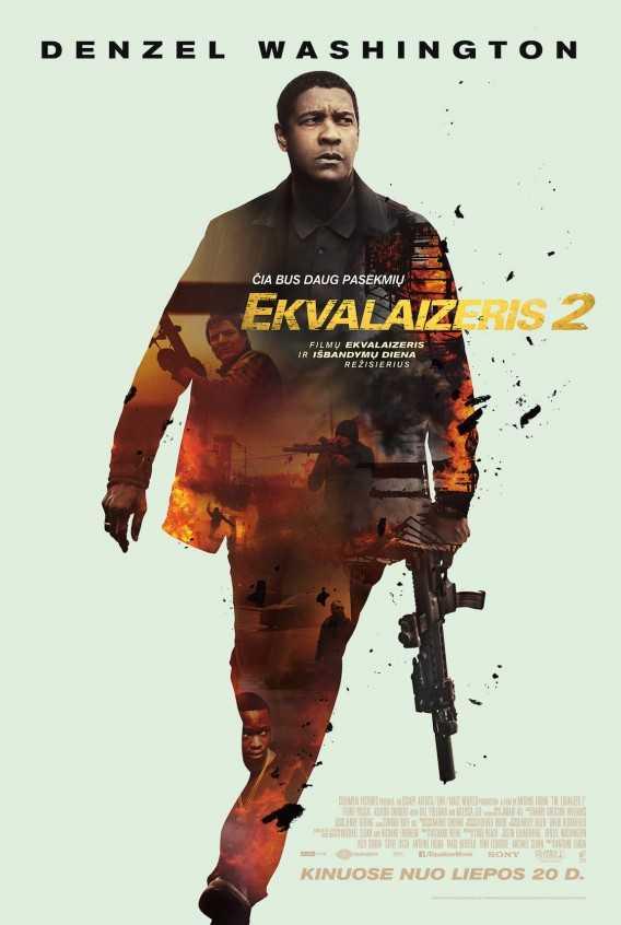EKVALAIZERIS 2  (EQUALIZER 2)