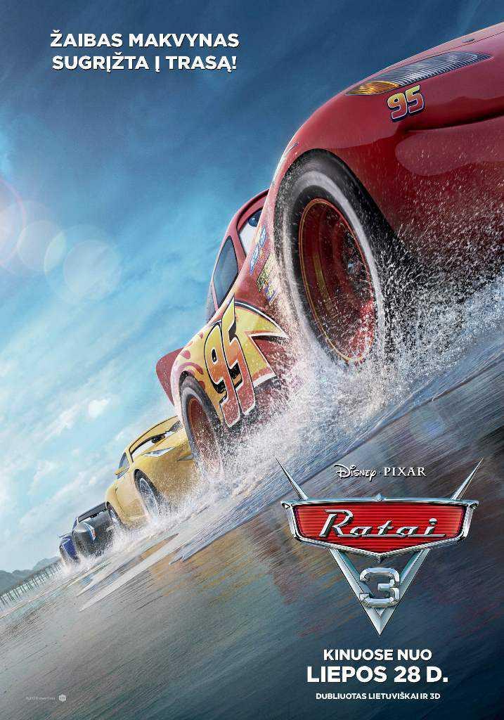 Ratai 3 (Cars 3)