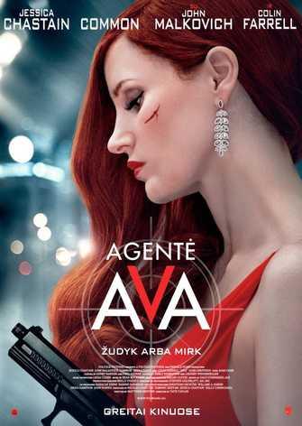 AGENTĖ AVA (Ava)