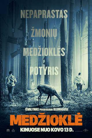 MEDŽIOKLĖ (The Hunt)
