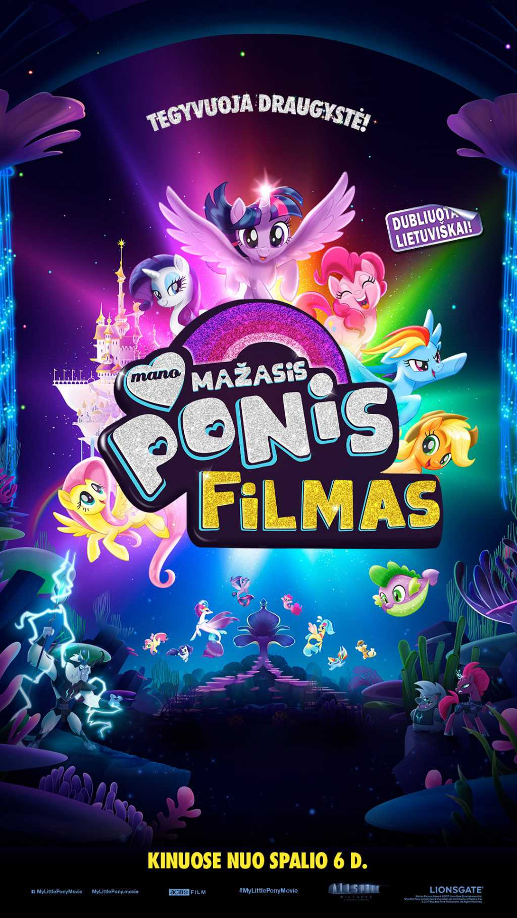 Mano mažasis ponis (MY LITTLE PONY)