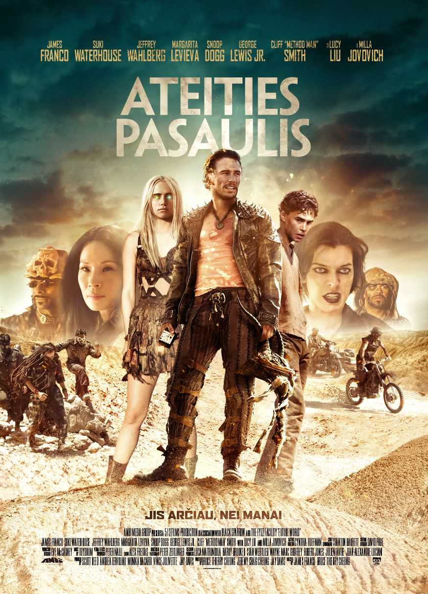 Ateities pasaulis (Future World)