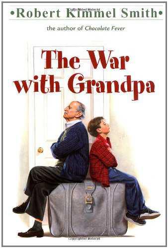 Karas su seneliu (The War with Grandpa)