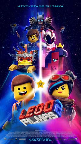 LEGO FILMAS. ANTRA DALIS (Lego Movie 2)