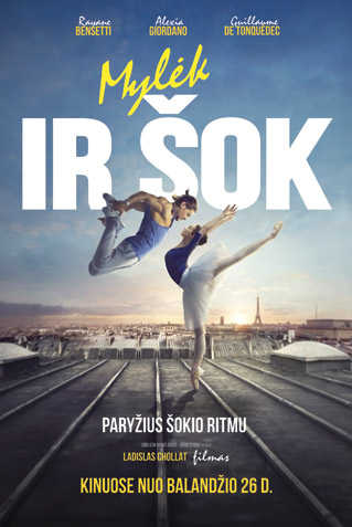 MYLĖK IR ŠOK (Let's Dance)