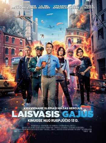 LAISVASIS GAJUS (Free Guy)