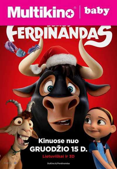 MultiBabyKino: Bulius Ferdinandas (Ferdinand)