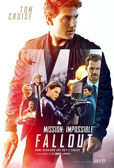 Neįmanoma misija: atpildo diena (Mission: Impossible - Fallout)