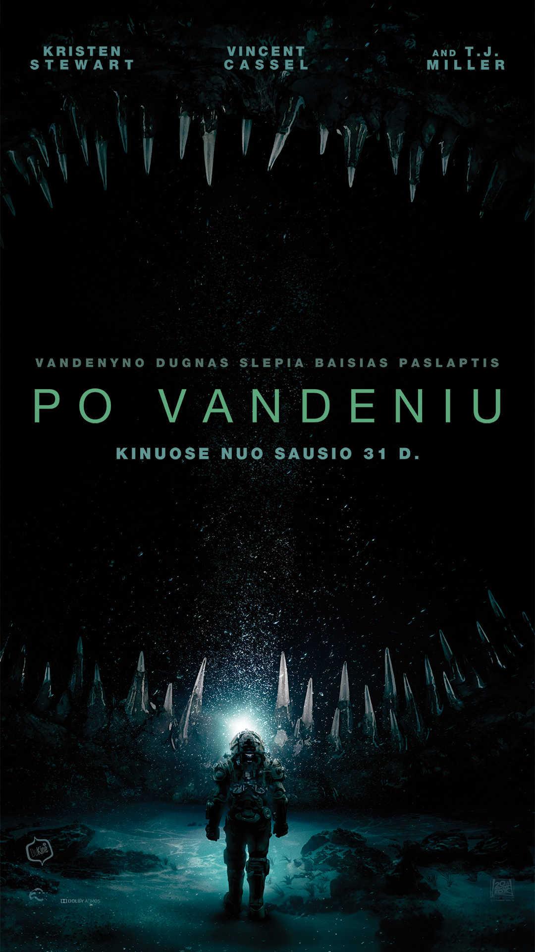 PO VANDENIU (Underwater)