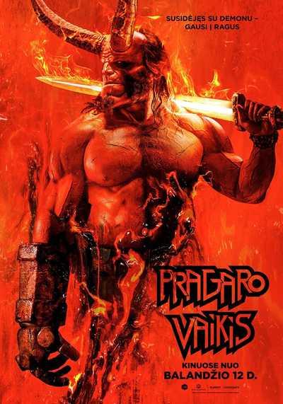 Pragaro vaikis (Hellboy)