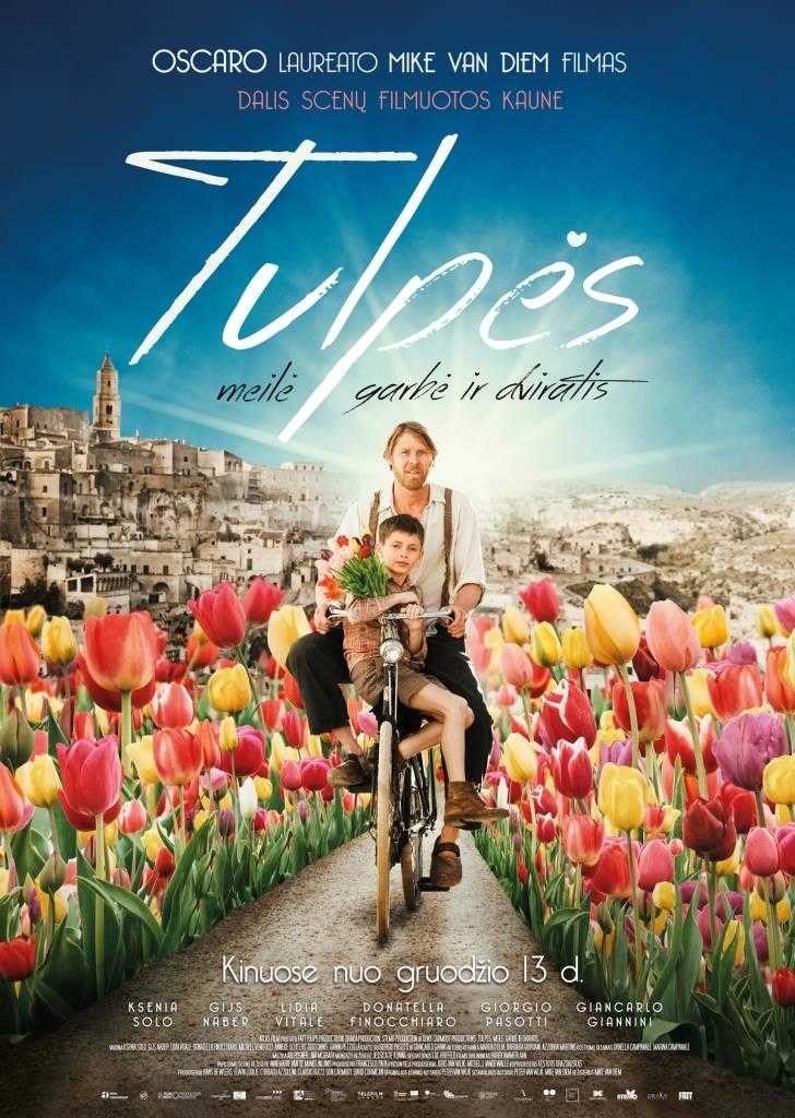 TULPĖS, MEILĖ, GARBĖ IR DVIRATIS (Tulips, Love, Honour and a Bike)