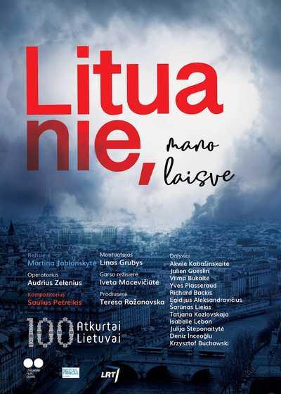 Lituanie, mano Laisve