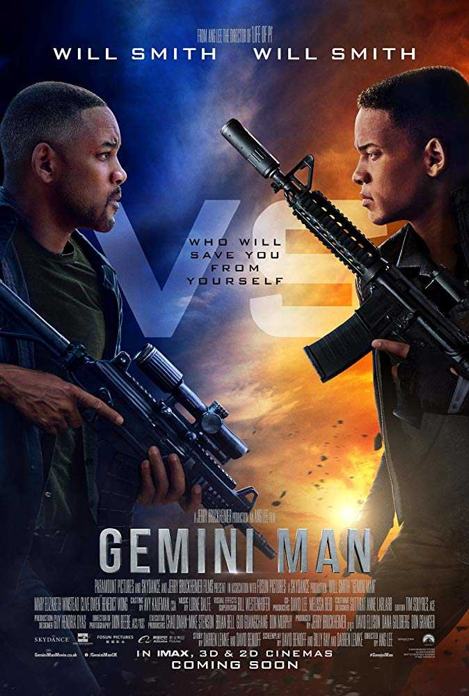 DVYNYS (Gemini Man)