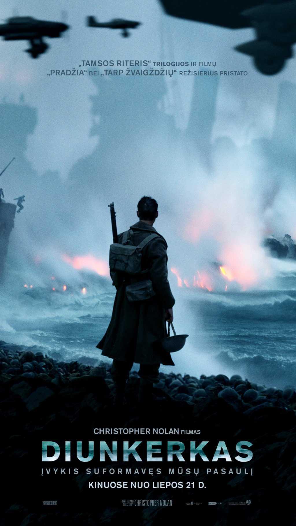 Diunkerkas (Dunkirk)