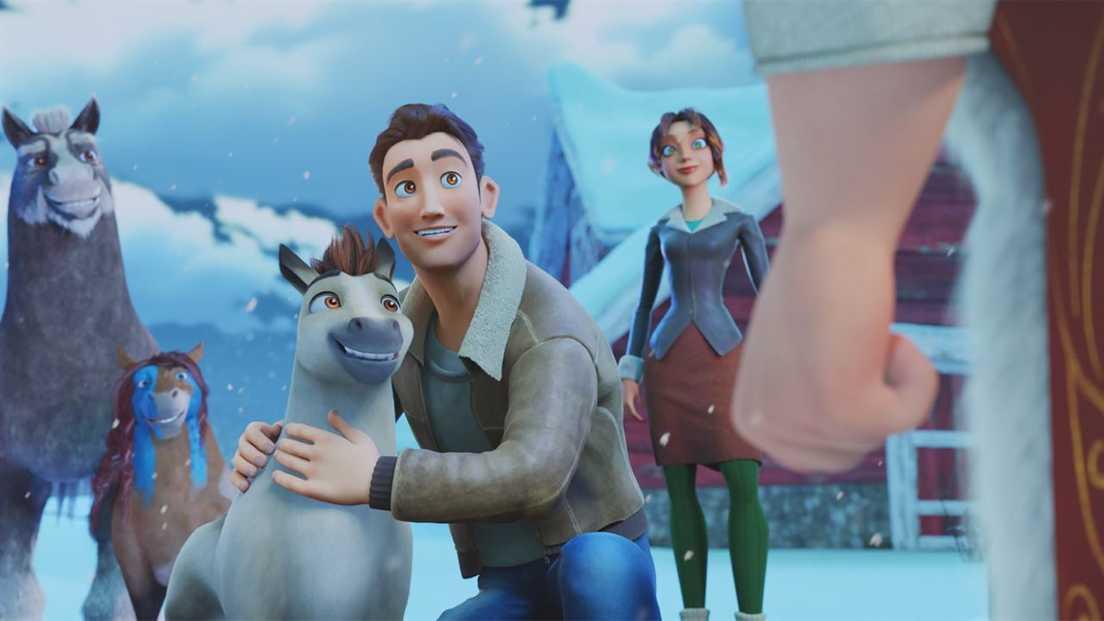Drąsusis Elniukas Eliotas (Elliot The Littlest Reindeer )