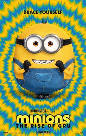 PAKALIKAI 2 (Minions: The Rise of Gru)