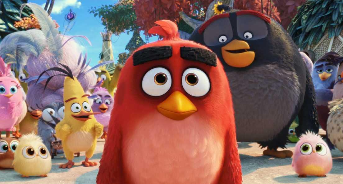PIKTIEJI PAUKŠČIAI. FILMAS 2 (THE ANGRY BIRDS MOVIE 2)