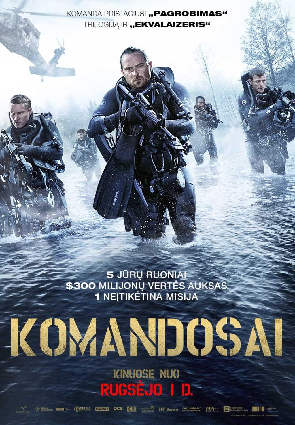 Komandosai (Renegades)