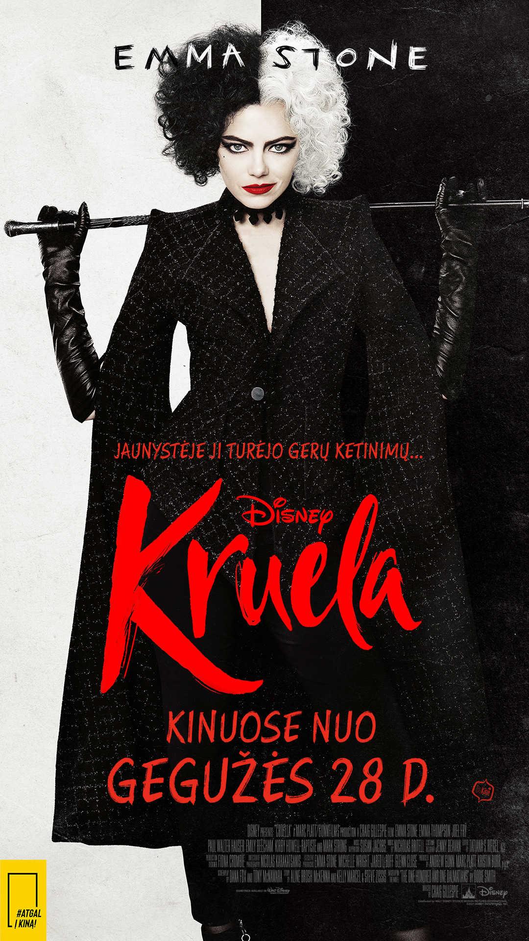 Kruela (Cruella)