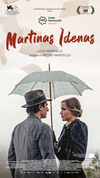 MARTINAS IDENAS (Martin Eden)