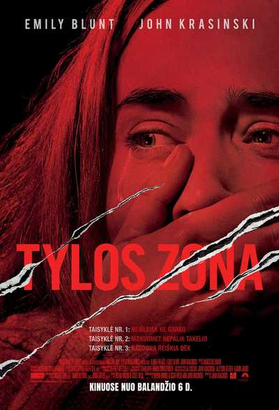 Tylos zona (A Quiet Place)