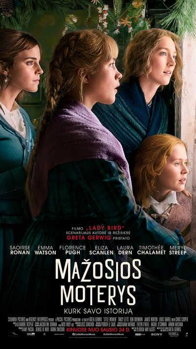 MAŽOSIOS MOTERYS (Little Women)