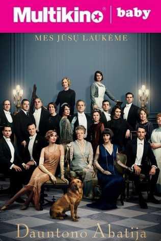 MultiBabyKino: DAUNTONO ABATIJA (Downton Abbey)