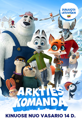 ARKTIES KOMANDA (Arctic Dogs)