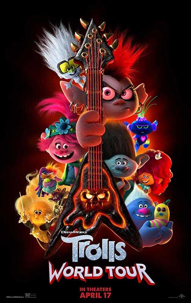 TROLIAI 2 (Trolls World Tour)