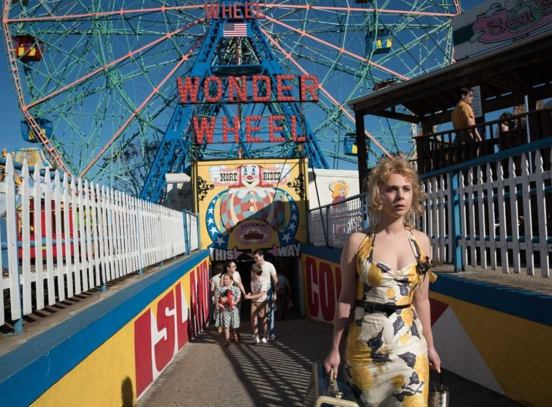 Užburtas ratas (Wonder Wheel)