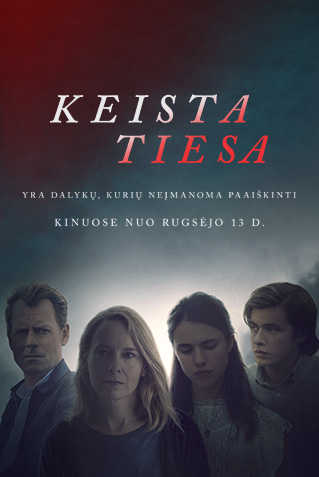 KEISTA TIESA (Strange But True)