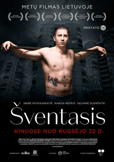Šventasis (The Saint)