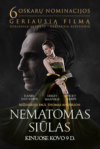 Nematomas siūlas (Phantom Thread)