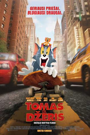 Tomas ir Džeris (Tom & Jerry)