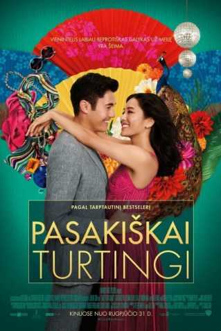 Pasakiškai turtingi (Crazy Rich Asians)