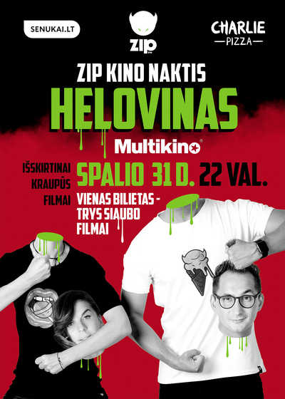 ZIP FM KINO NAKTIS vol.10 HELOVINAS