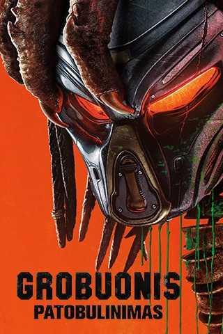 Grobuonis. Patobulinimas (The Predator)