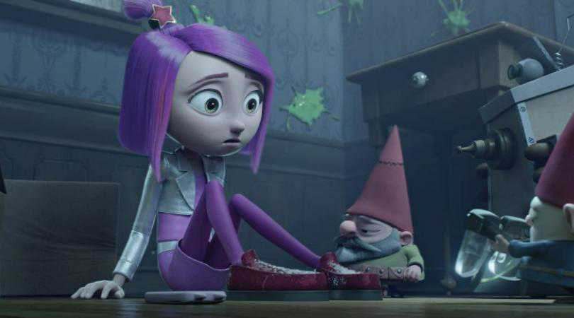 Gnomai (Gnome Alone)