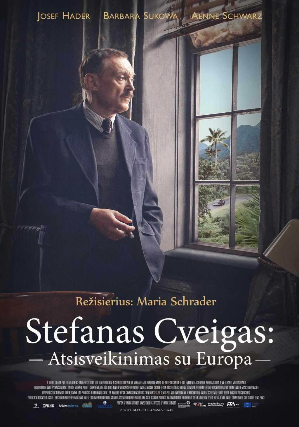 Stefanas Cveigas: Atsisveikinimas su Europa