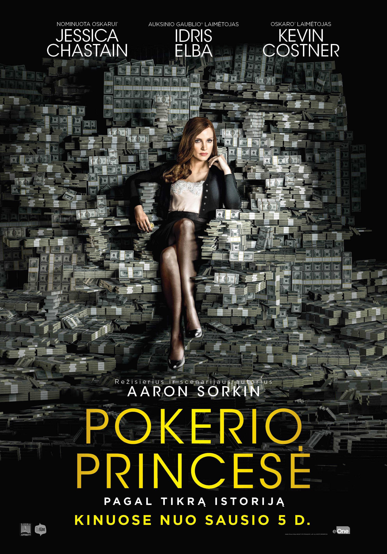 Pokerio princesė (Molly's Game)