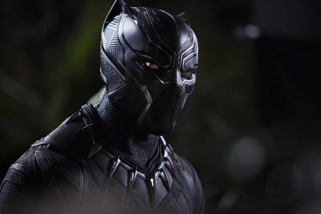 Juodoji Pantera (Black Panther)