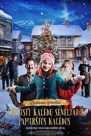 BEATOS VIRTUVĖS SEANSAS: SUKEISTI KALĖDŲ SENELIAI 2. PAMIRŠTOS KALĖDOS (Santa Swap 2. Forgotten Christmas)
