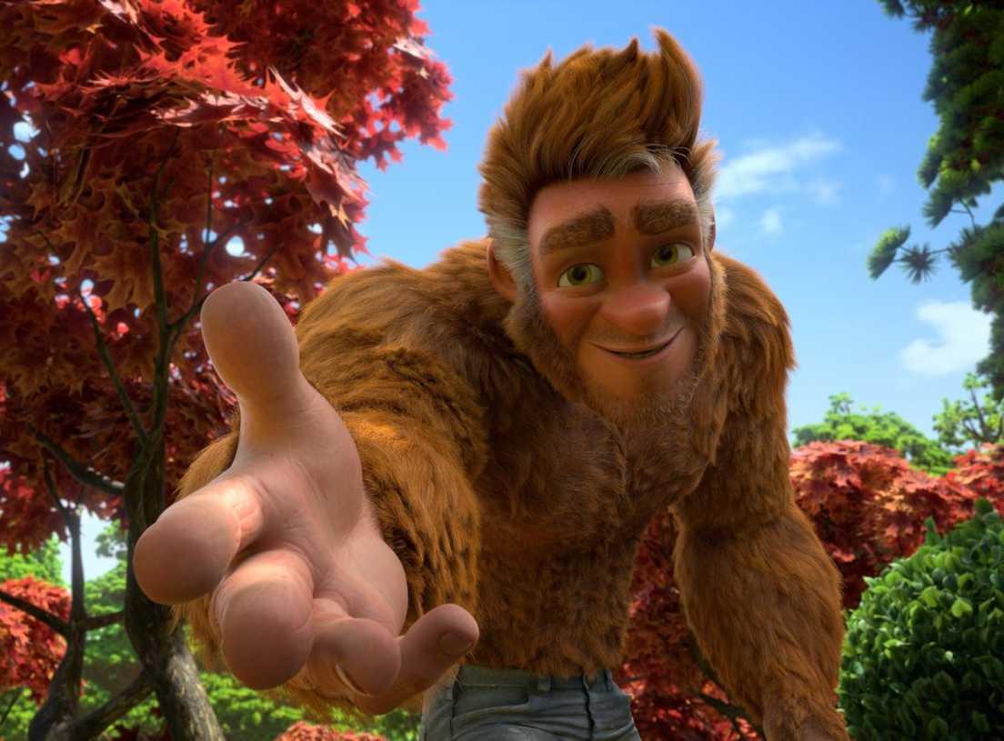 Didžiapėdžio vaikis (Son Of Bigfoot)