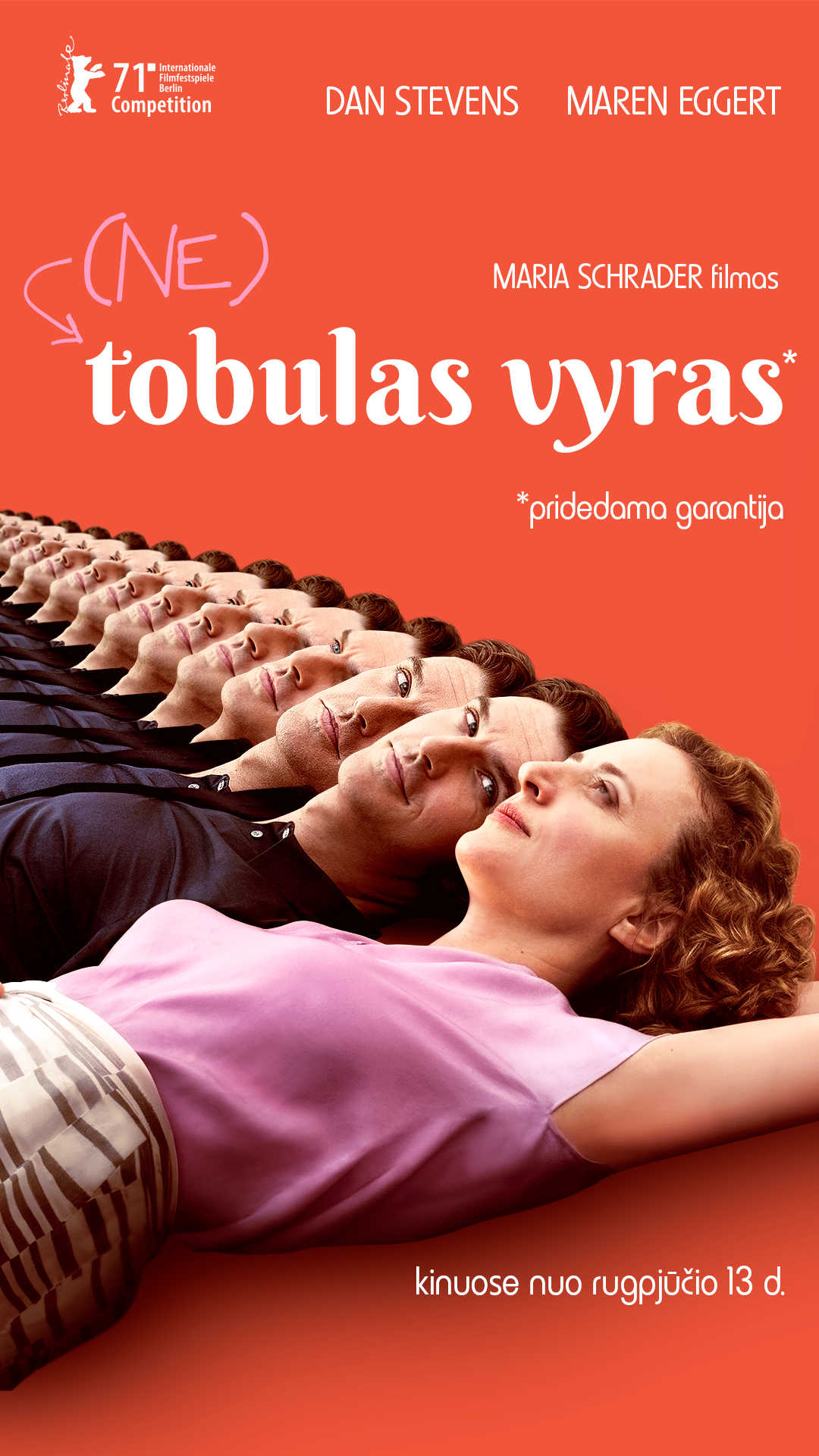 (NE)TOBULAS VYRAS (I'm Your Man)
