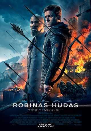 Robinas Hudas (Robin Hood)
