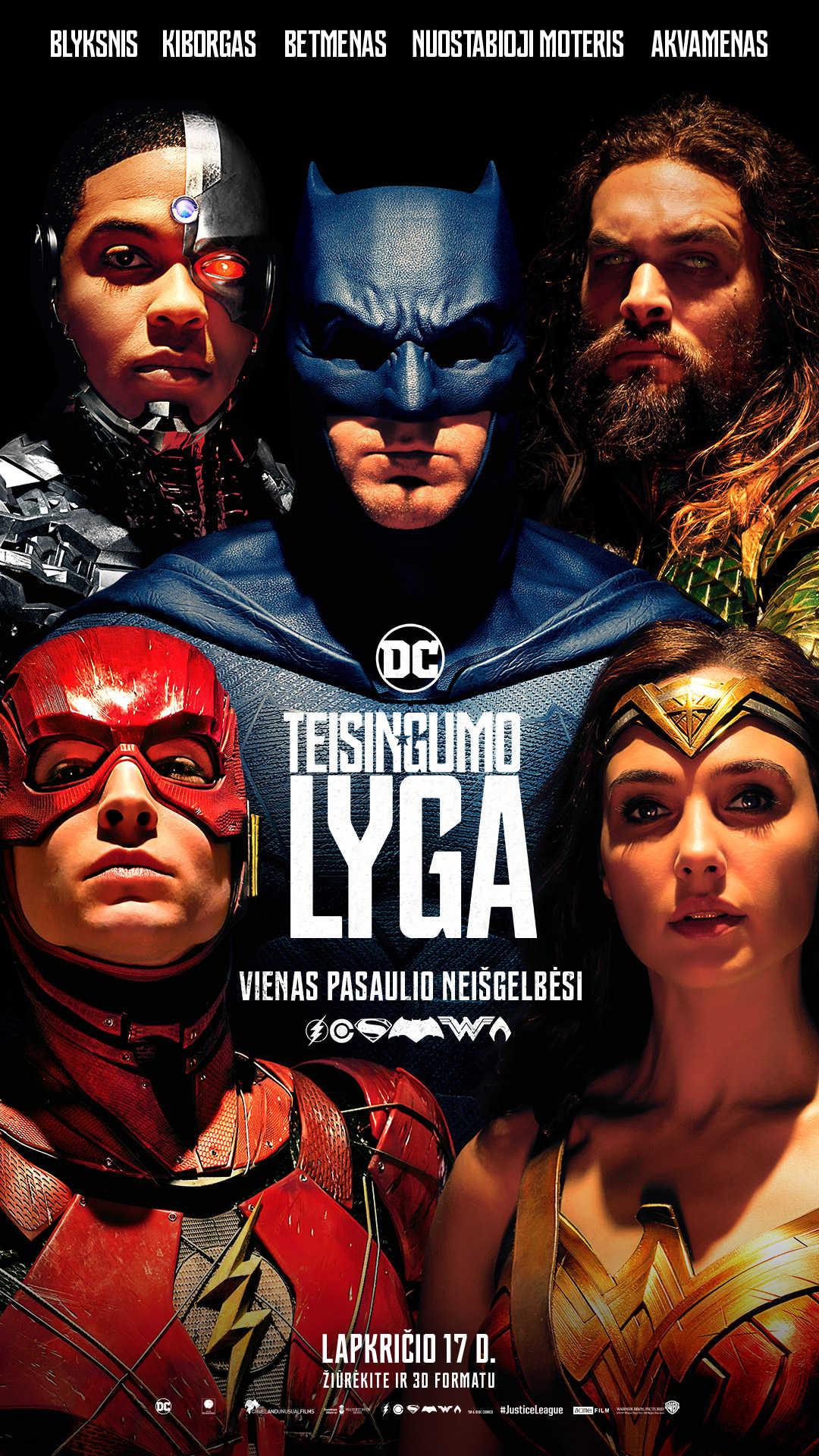 Teisingumo lyga (Justice League)