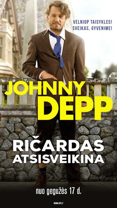 Ričardas atsisveikina (Richard says goodbye / The Professor)