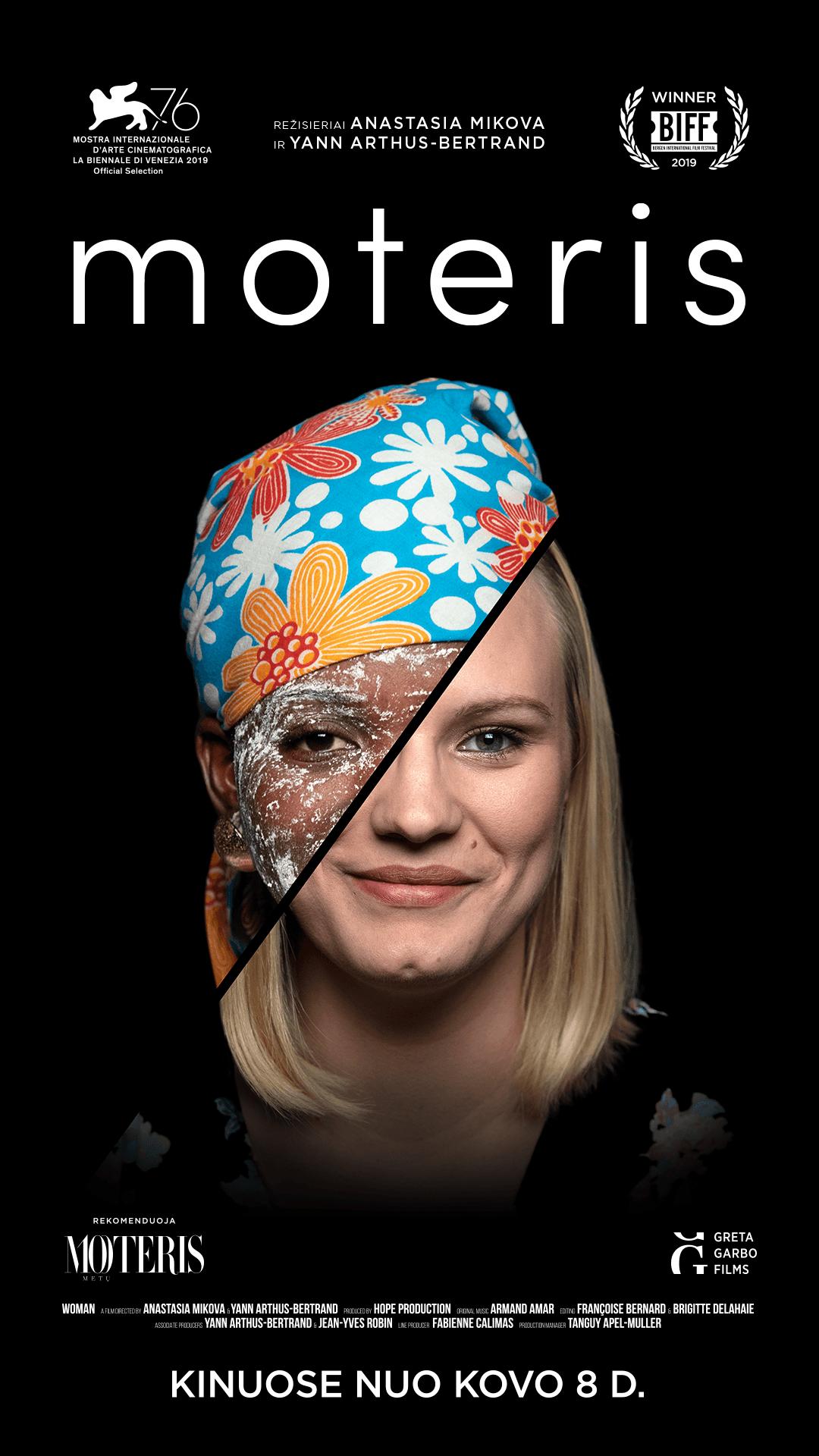 MultiBabyKino: MOTERIS (Woman)