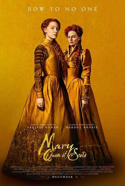 Normalios bobos eina OUT: Marija, Škotijos karalienė (Mary Queen of Scots)