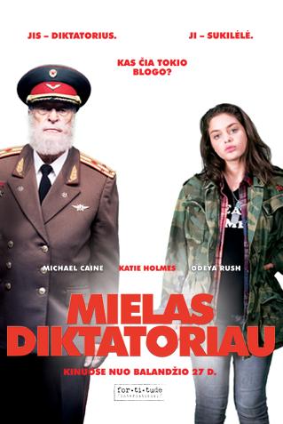 Mielas Diktatoriau (Dear Dictator)